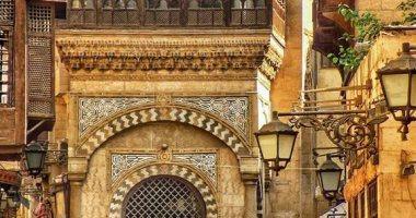 التنسيق الحضارى يعرف بـ بشارع المعز بمناسبة القاهرة عاصمة للثقافة الإسلامية