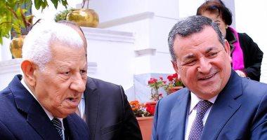 أسامة هيكل يلتقى مكرم محمد أحمد.. ويؤكدان: نعمل من أجل حرية الإعلام