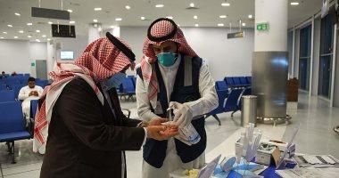 صور.. إجراءات احترازية بمطارات السعودية لمواجهة فيروس كورونا