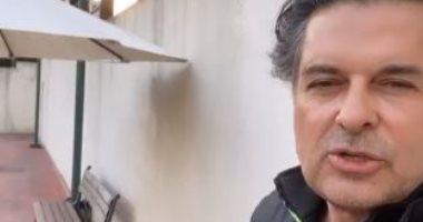 راغب علامة يتبرع بـ 25 مليون ليرة لمواجهة تفشى كورونا فى لبنان