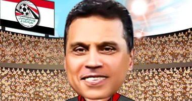 اليوم .. حسام البدري يحتفل بعيد ميلاده الــ60