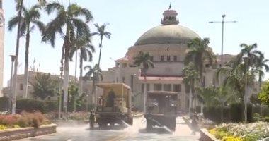 """رئيس القطاع الطبى بـ""""الأعلى للجامعات"""" يكشف بروتوكول جامعة القاهرة لعلاج كورونا"""