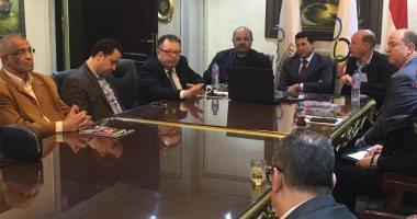 توماس باخ يؤكد للأولمبية المصرية ووزير الرياضة إقامة أولمبياد طوكيو في موعدها