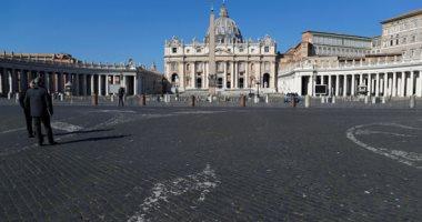 """البابا فرنسيس يعقد اجتماعه الأسبوعى """"بدون جمهور"""""""