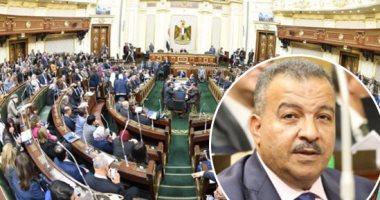 رئيس صحة البرلمان يحضر مائدة إفطار جماعى ويؤكد: اتخدنا الإجراءات الاحترازية