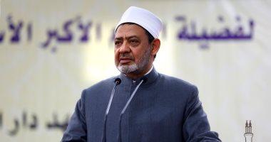 الإمام الأكبر يتلقى اتصالا من رئيس مجلس النواب العراقى للتهنئة بعيد الفطر