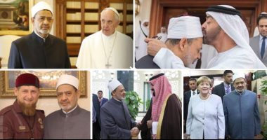 10 سنوات على قيادة الإمام الأكبر أحمد الطيب سفينة الأزهر -
