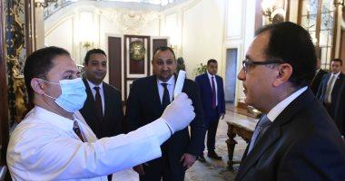 أعضاء الحكومة يخضعون لفحص كورونا قبل الاجتماع الأسبوعى والنتيجة سلبية