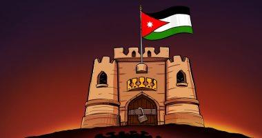 كاريكاتير صحيفة اردنية.. يبرز جهود السلطة الأردنية لمواجهة فيروس كورونا