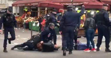 العربية: مقتل منفذ عملية الطعن في نيس جنوب فرنسا