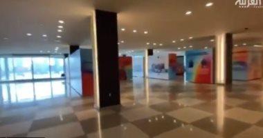 كورونا يفرغ أروقة الأمم المتحدة ويخلى المبنى تماما.. فيديو