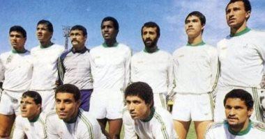 كاف يحتفل بالذكرى الـ34 لتتويج منتخب مصر بأمم أفريقيا 1986