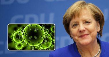 ميركل تحذر من أن ألمانيا على وشك فقدان السيطرة على فيروس كورونا