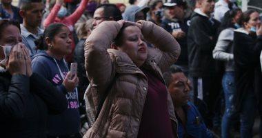 سجناء فى كولومبيا يطالبون بتدابير صحية لمكافحة انتشار  فيروس كورونا