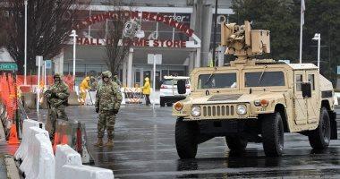 قوات الحرس الوطنى الأمريكى تنتشر بـ50 ولاية لمواجهة كورونا
