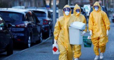 ارتفاع عدد الإصابات بفيروس كورونا فى ألمانيا لـ 62500 حالة
