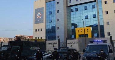 الداخلية تعلن حالة التأهب القصوى لتنفيذ خطة الدولة لمواجهة فيروس كورونا.. صور