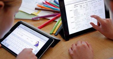 زيادة كبيرة فى استخدام منصات التعلم عبر الانترنت بعد أزمة كورونا