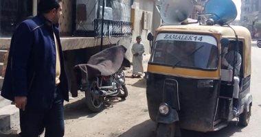 مقتل سائق توك توك وسرقة دراجته على يد مجهولين بالشرقية.. صور