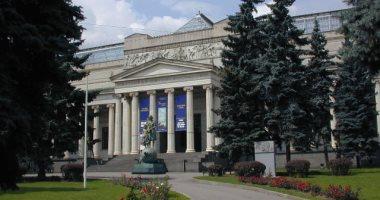"""افتتاح معرض فنى فى متحف بوشكين الروسى """"أون لاين"""" بسبب كورونا"""