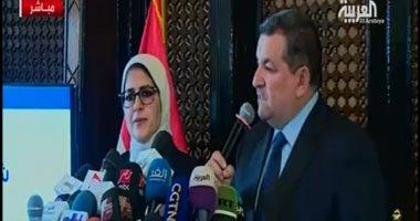 """وزير الإعلام: """"أتمنى ماشوفش حد بعد الساعة 7.. والموضوع مفيهوش هزار"""""""