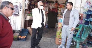 مجلس مدينة نخل: شن حملات يومية على منافذ بيع السلع والصيدليات.. صور