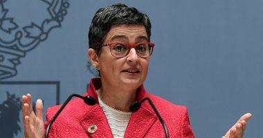 """وزيرة خارجية إسبانيا تؤكد دعم بلادها لجهود تونس فى مكافحة """"كورونا"""""""