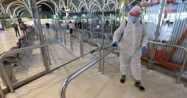 العراق يسجل 375 حالة إصابة ووفاة بفيروس كورونا