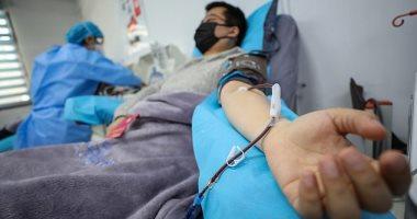 كيف يمكن لعملية زرع بلازما الدم أن تساعد مرضى كورونا على التعافى؟