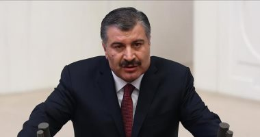 وزير الصحة التركي: إصابات فيروس كورونا ارتفعت 1.3 ضعف مقارنة بالشهر الماضى