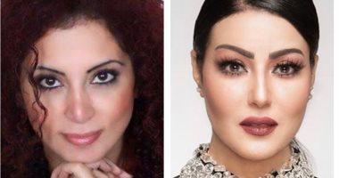 سمية الخشاب توجه رسالة للفنانة رولا محمود المصابة بفيروس كورونا