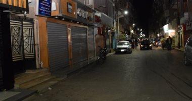 تحرير 53 مخالفة ضد المقاهى والمحلات المخالفة فى الأقصر لقرارات الحكومة