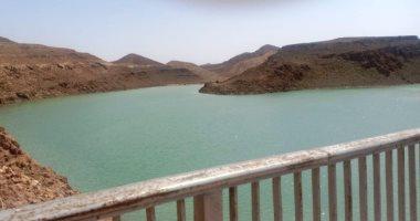 الرى: تخزين مليون متر مكعب من مياه السيول فى سد الكرم وسط سيناء