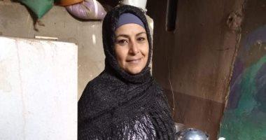 """فاطمة محمد على صعيدية فى """" الاختيار """" أمام أمير كرارة"""