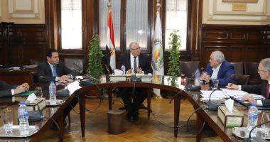 وزير الزراعة يبحث تداعيات أزمة كورونا على الصادرات الزراعية المصرية