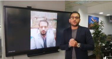 """هنصلى الجمعة إزاى بكرة؟.. عالم أزهر يجيب فى """"لايف اليوم السابع"""""""