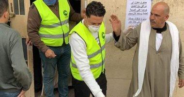 محافظ الفيوم: تطهير 92 منشأة وتوعية المواطنين ضمن مبادرة إيد واحدة ضد كورونا
