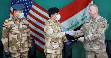 """التحالف الدولى يسلم قاعدة """"القيارة"""" الجوية للجيش العراقى"""