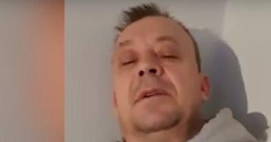 بريطانى مصاب بكورونا يروى تجربته: مؤلم ولا أتمناه حتى لعدوى.. فيديو