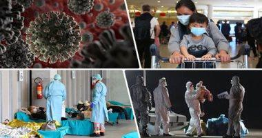تسجيل 33 ألف حالة إصابة بفيروس كورونا و2000 حالة وفاة فى فرنسا