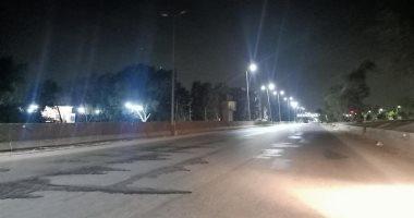 من البلكونة.. أحمد يشارك بصورة من الإسماعيلية وقت حظر التجوال