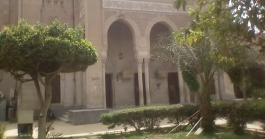 مساجد المنيا تغلق أبوابها فى صلاة الجمعة أمام المصلين لمواجهة كرونا