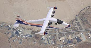 ناسا تكشف عن الصور الأولى لطائرتها X-57 الكهربائية بالكامل -