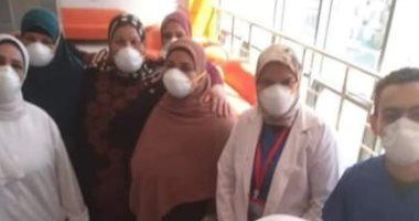 ممرضات دمياط يروين كيف انتصرن على كورونا: لم نشعر بأى أعراض