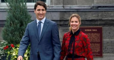 رئيس وزراء كندا وزوجته