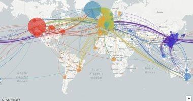 علماء فيروسات: هناك 8 سلالات من كورونا تنتشر فى كافة أنحاء العالم