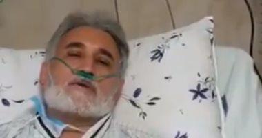 شقيق رئيس إيران الأسبق يعلن إصابته بفيروس كورونا من داخل المستشفى.. فيديو