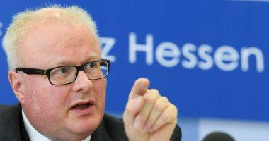 انتحار توماس شيفر وزير مالية ولاية هيسن الألمانية فى ظروف غامضة