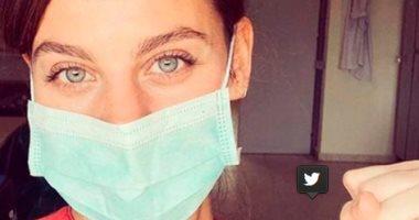 """ممثلة """"La Casa de Papel"""" تقرر العمل ممرضة وتهتم بمصابي كورونا"""