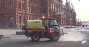 وزير الصحة الروسى: 140 ألف مصاب بكورونا يتلقون العلاج فى المنزل والعيادات